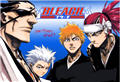 wallpaper anime bleach cartoon