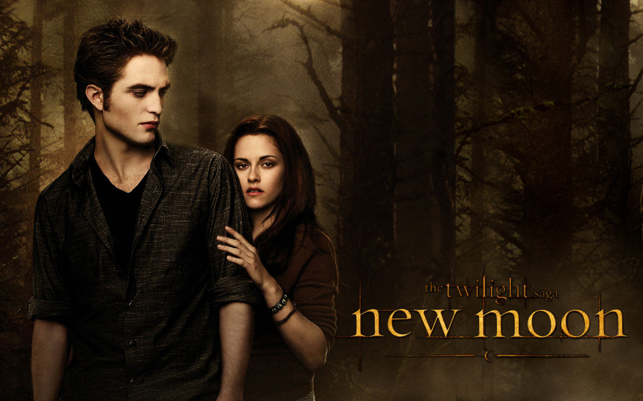wallpaper new moon movie